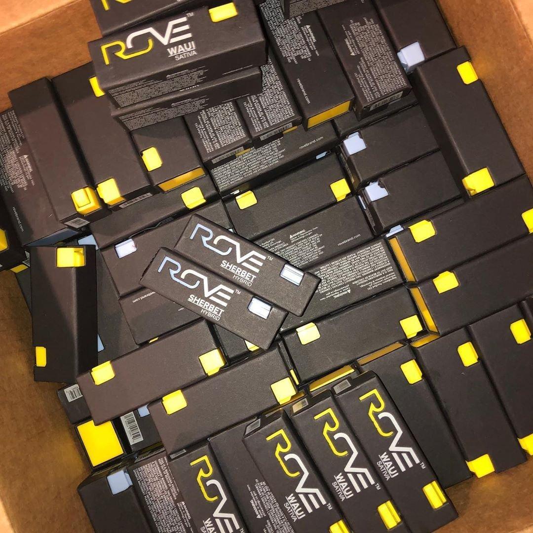 Rove Cartridge -Best Rove Carts Flavors - Rove Carts Price
